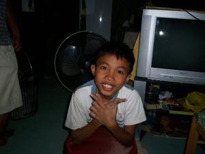 Alicia's now teen son, is a dengue survivor