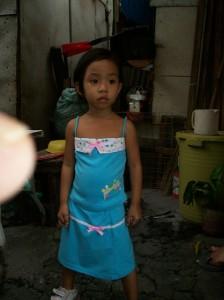 Children are the innocent victims of mosquito borne diseases.