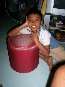 Kim, my wife's teen son, contracted dengue fever. We insisted he be allowed to drink  camote/sweet potato tea.  In 3/days he was ready for discharge from the hospital.  Read my blog for more details.